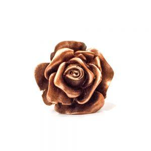Rose i Mørk Chokolade 35 g