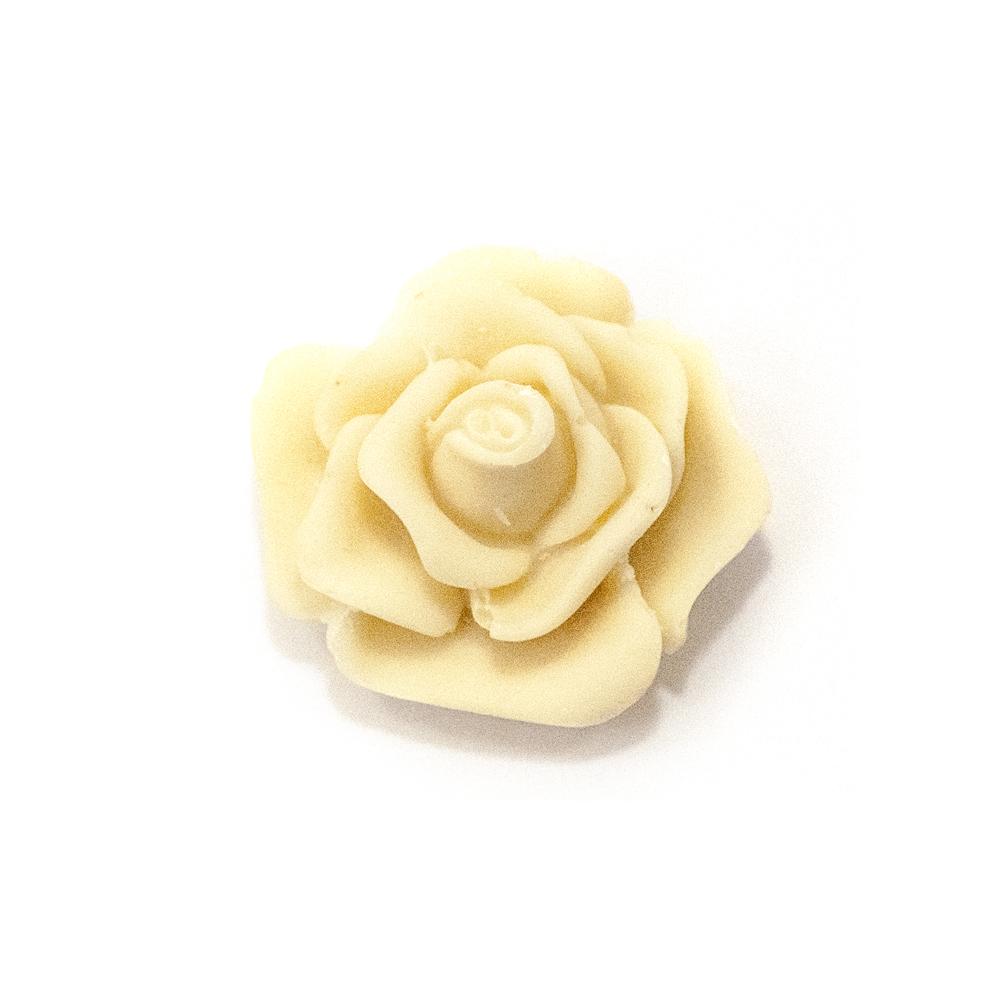 Rose i Hvid Chokolade 35 g