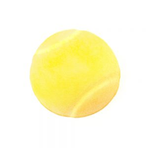 Tennisbold (halv) 90 g