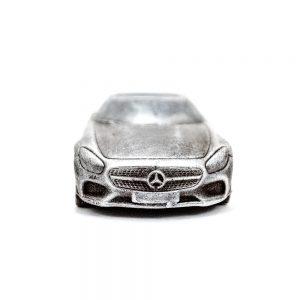 Mercedes SLS (Sølvgrå) 100 g