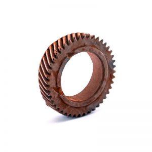 Lille tandhjul med rust af kakaopulver 40 g