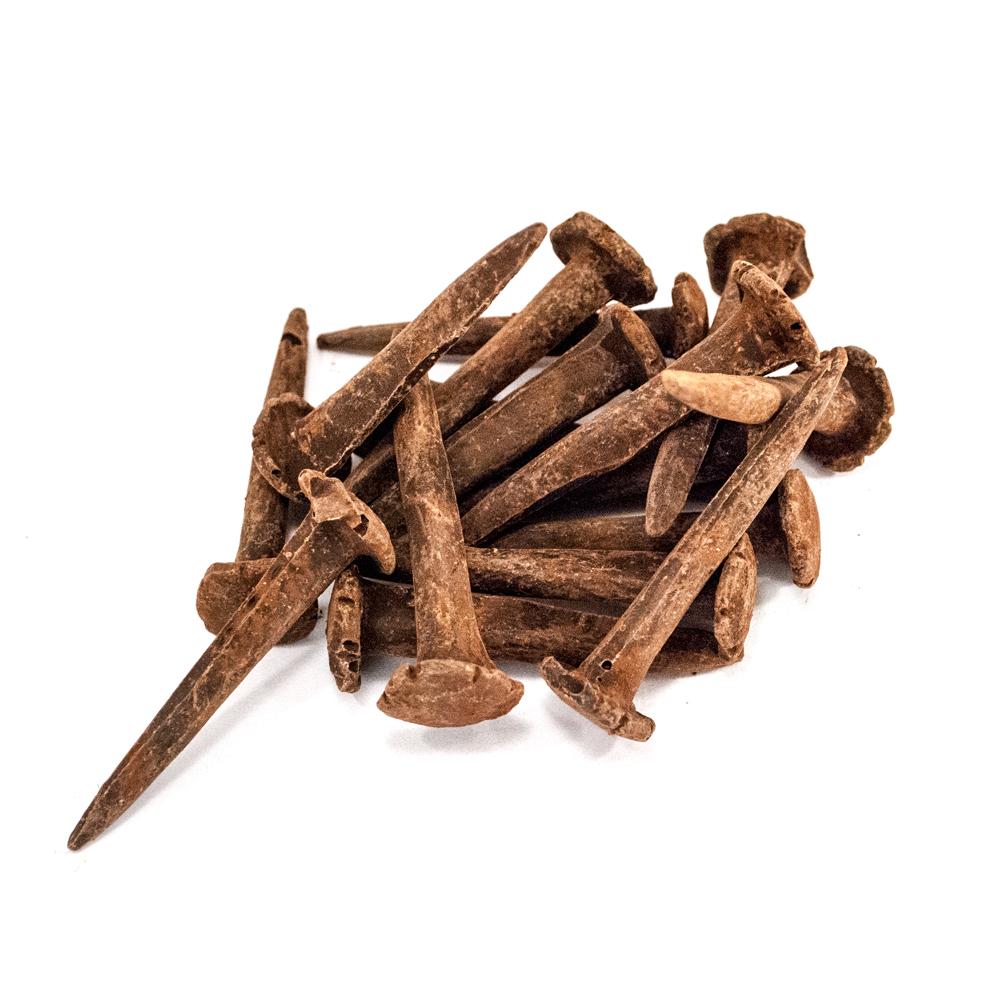 Nägel mit Rost Kakao Pulver 150 g | Chokodesign